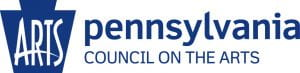 Pennsylvania Council on the Arts logo